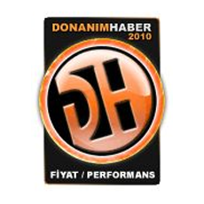 Best-Performance-Choice_Jumper-550_DonanimHaber_Turkey_2010 Награды и признание