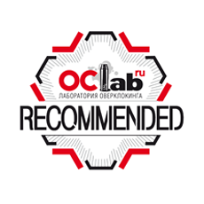 Huntkey-Power-Supply-OClab-Recommended-Award-1 Награды и признание