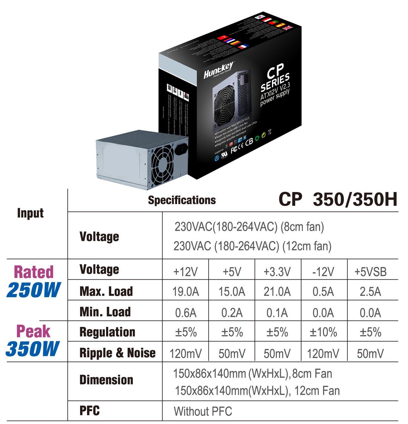 11-44 CP 350/350H