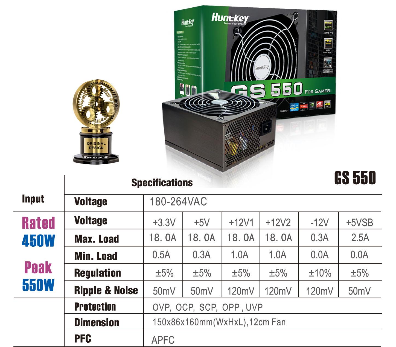 11-50 GS 550