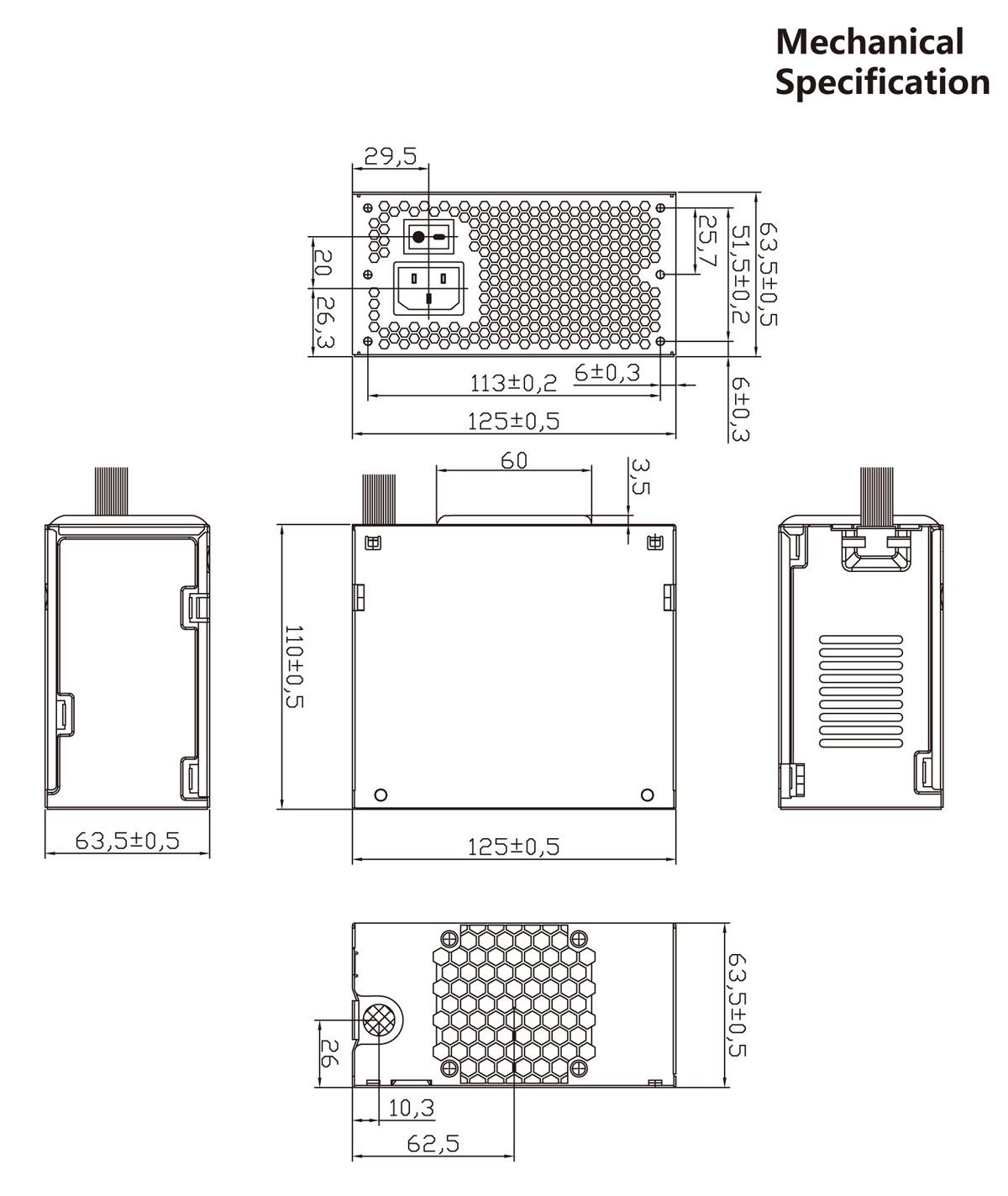 12-8 HK300-43FP
