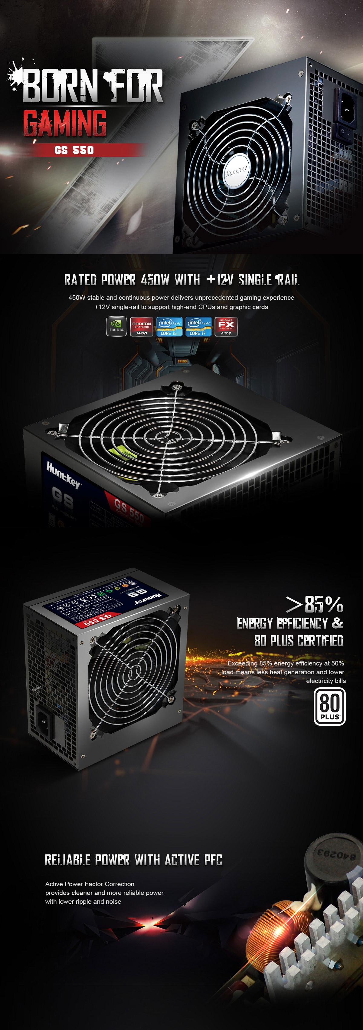 450w-power-supply GS 550 Power Supply