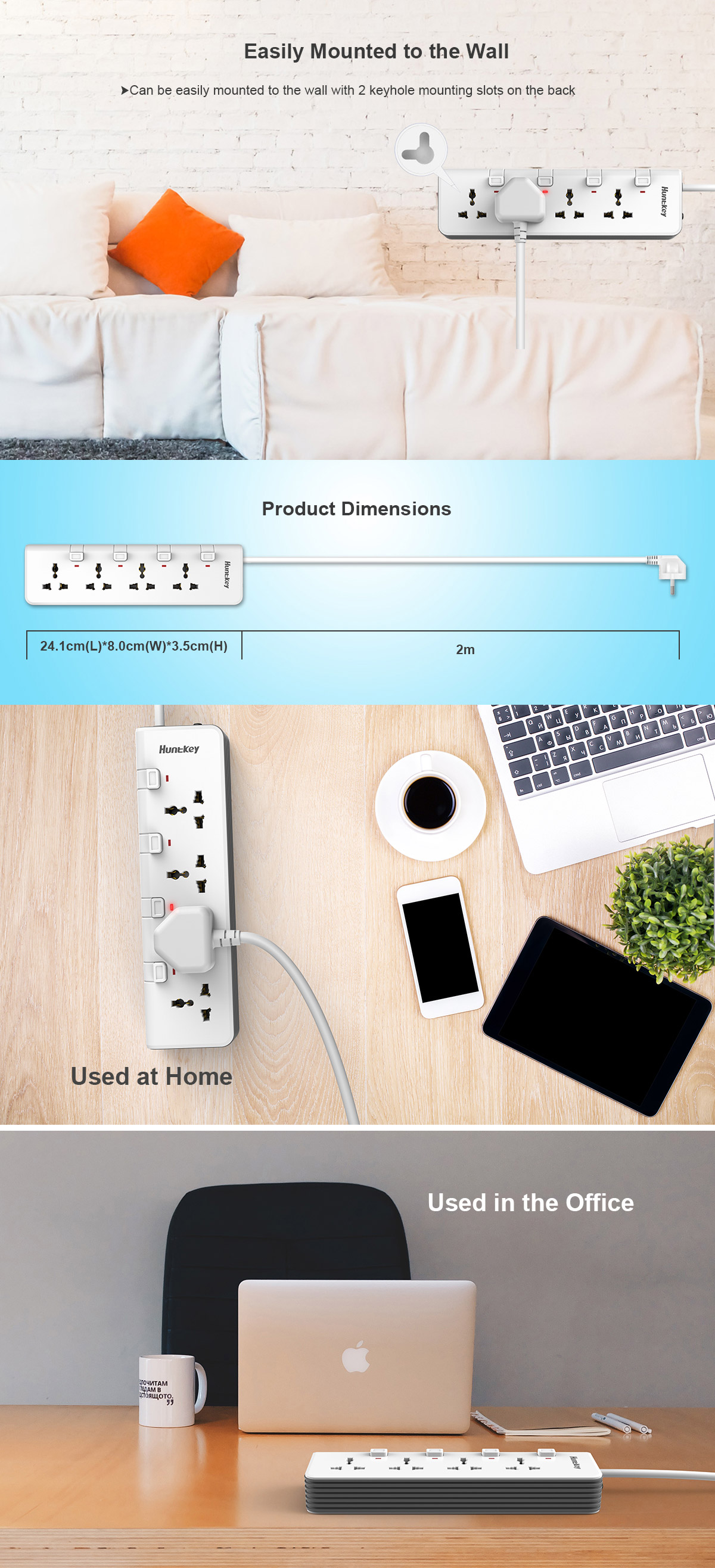 Power-strip-7 PZA402
