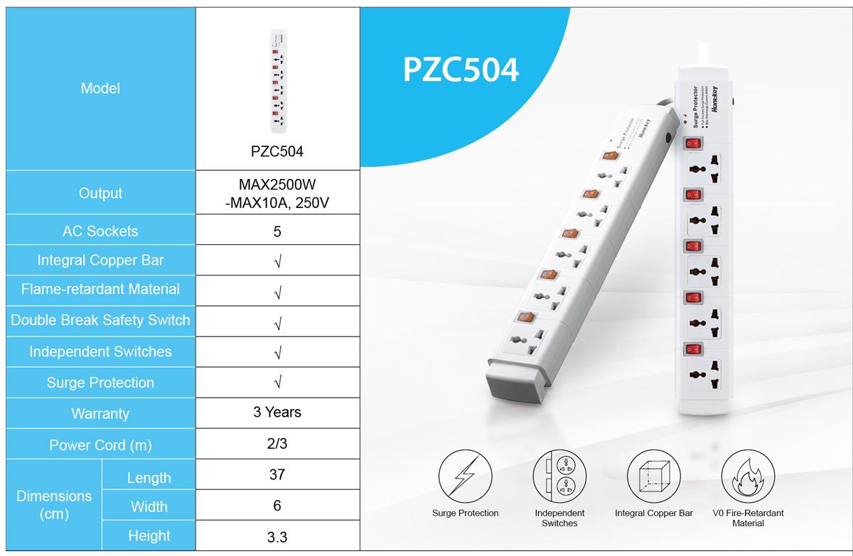 pzc504-2 PZC504