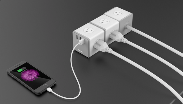 20170331090831571 Huntkey Launches Magic Series of Power Strips