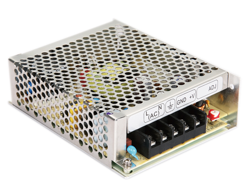 Huntkey-50W-Single-Output Huntkey Presented A Wide Variety of Industrial Power Supplies at Global Sources Electronics 2017