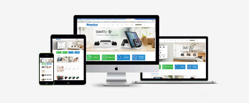Huntkey-New-Site Huntkey Launches Its New Website