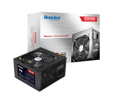 550w-power-supply GS Series PSU - Born For Gaming