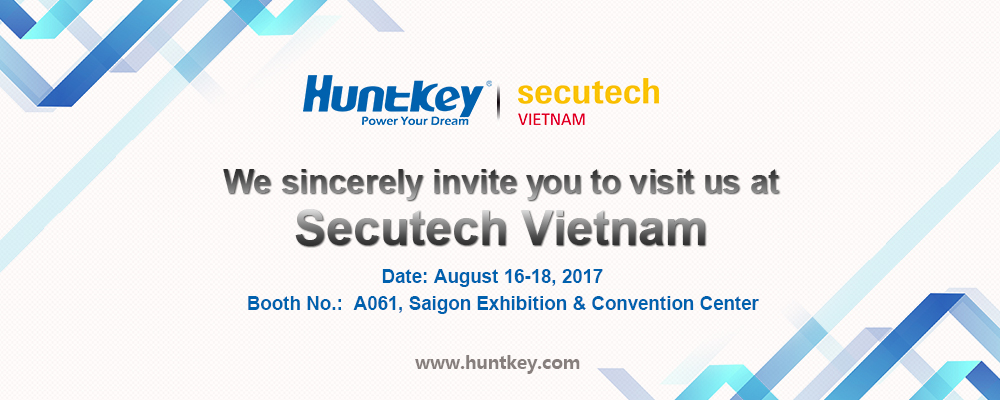 invitation-2 Huntkey to Present at Secutech Vietnam