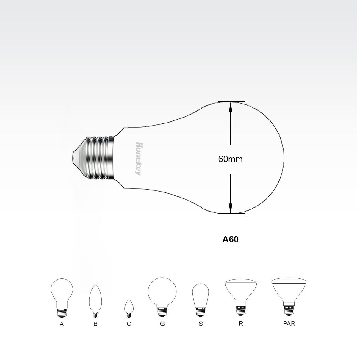 A60_09 Light Bulb (5W)