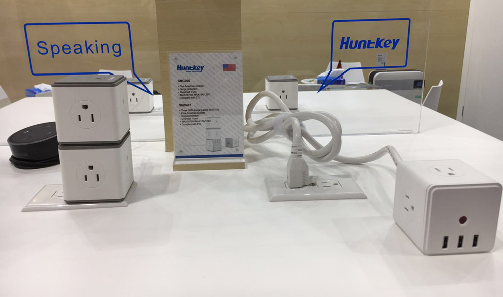 Huntkey-Cubic-Outlet1 Huntkey is Exhibiting at Global Sources Electronics