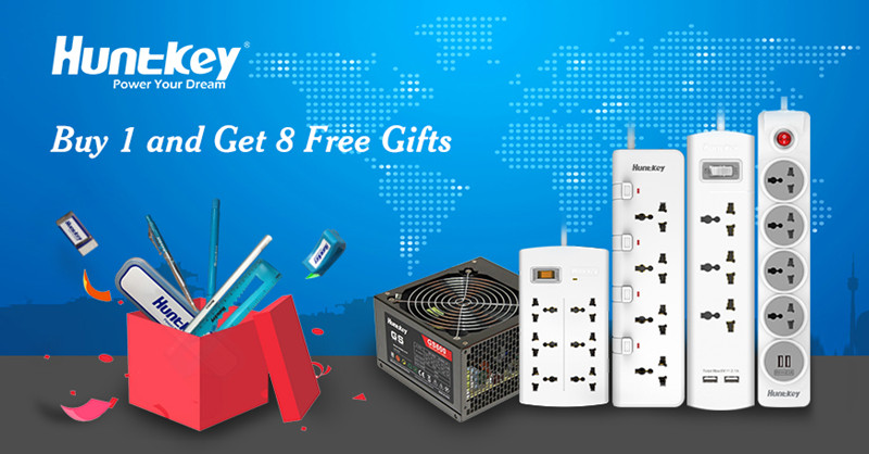 Huntkey-Banner2 Huntkey Giveaway: Buy 1 and Get 8 Free Gifts