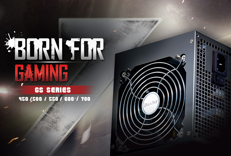 Gaming-Power-Supply New Year's Offer from Huntkey in Kazakhstan
