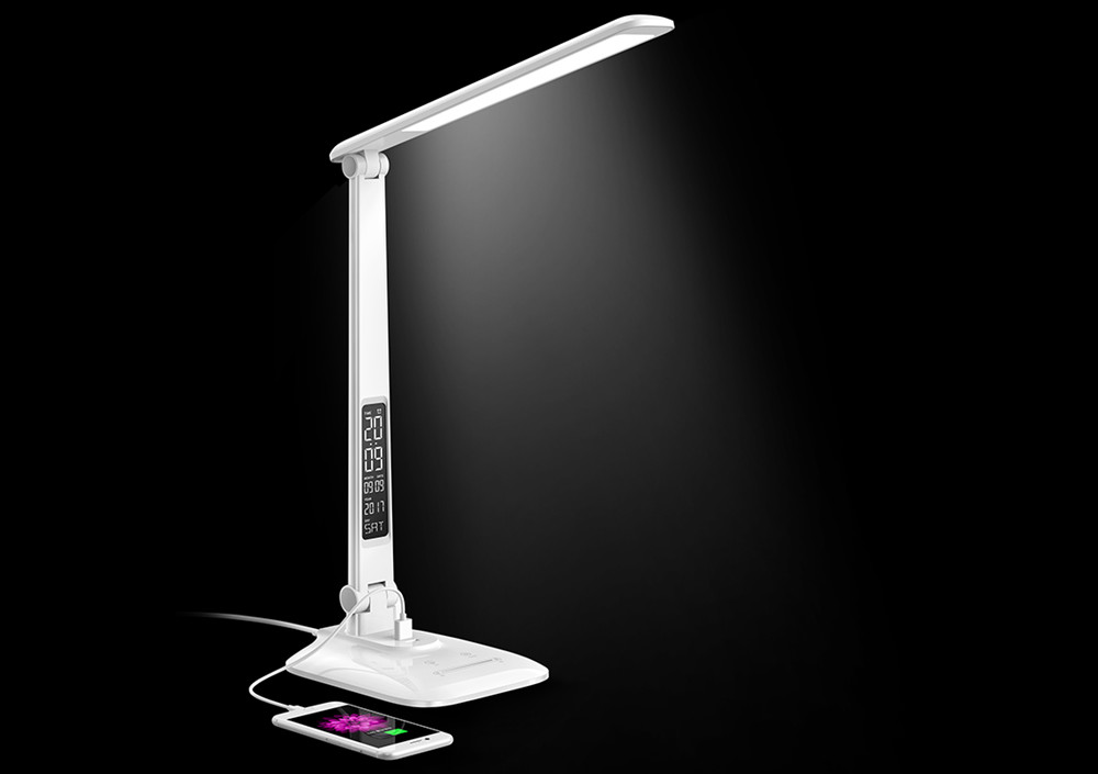desk-lamp Huntkey to Showcase a More Convenient Smart Home at CES 2018