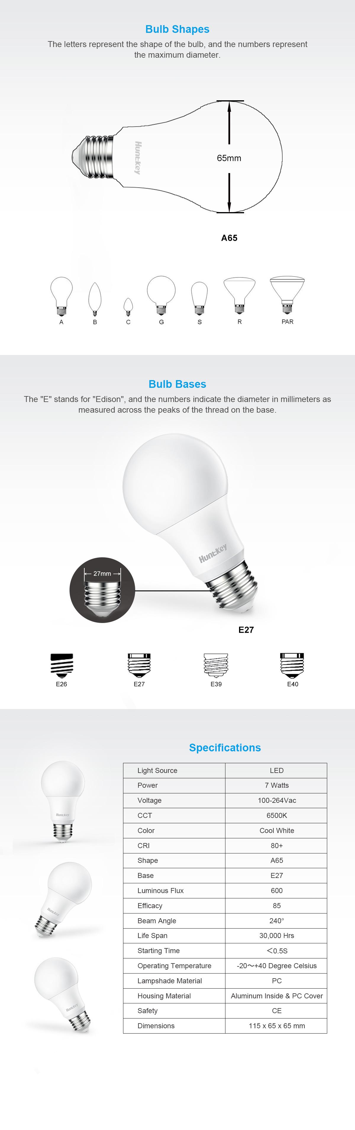 led-bulb-03 Light Bulb (7W)