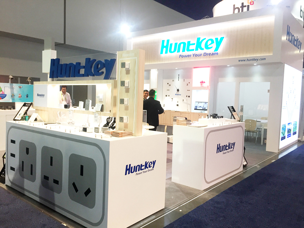 IMG_4199 Live News of Huntkey at CES 2018