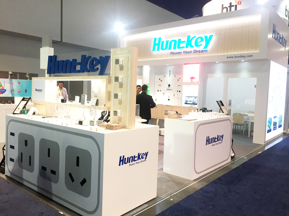 magic-outlet-01 Huntkey Is Showcasing Its Magic Outlet Series at CES 2018