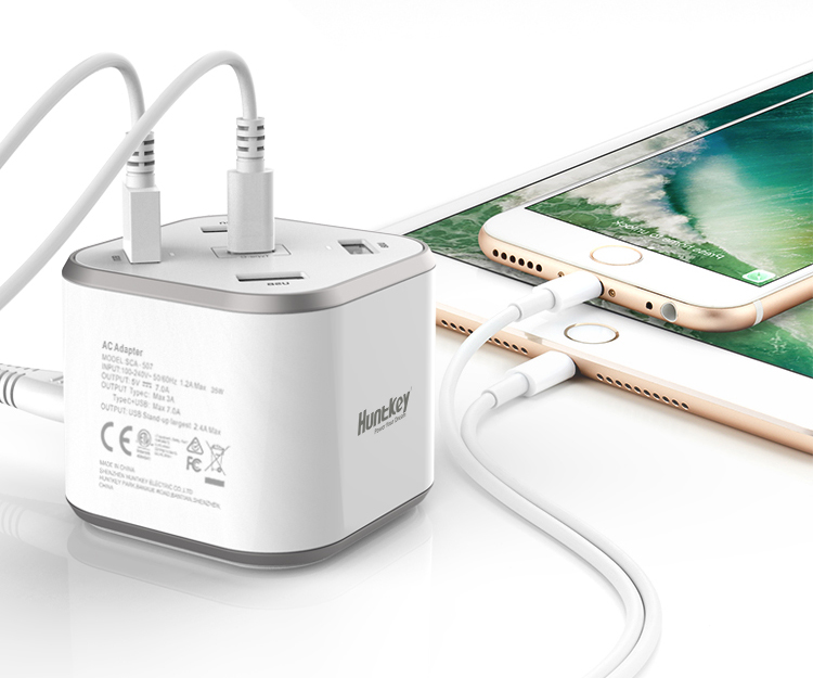 huntkey-smartc01 Huntkey Releases a New USB Power Station - the SmartC