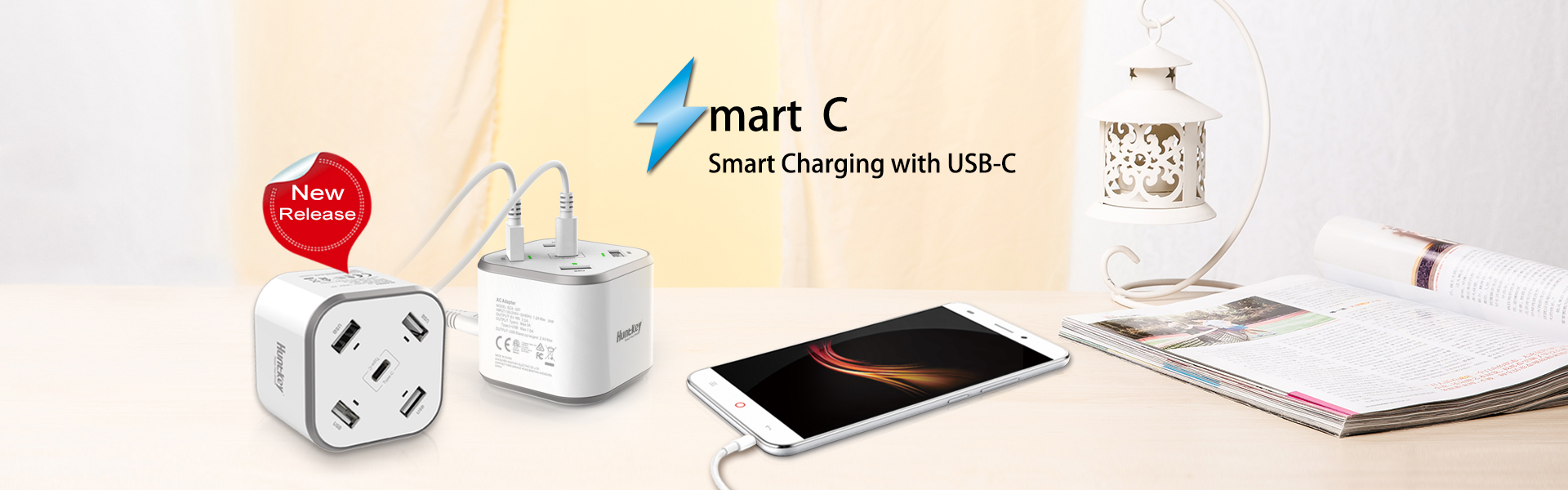 Smart Charging with USB-C