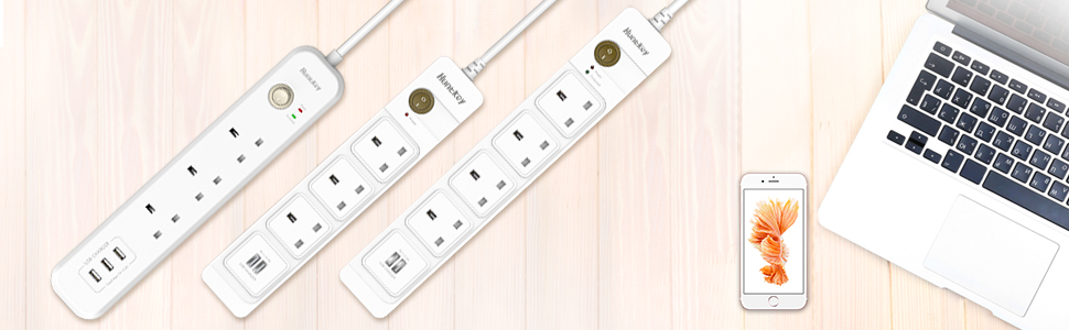 970x300 Huntkey will launch its power strips on Amazon UK