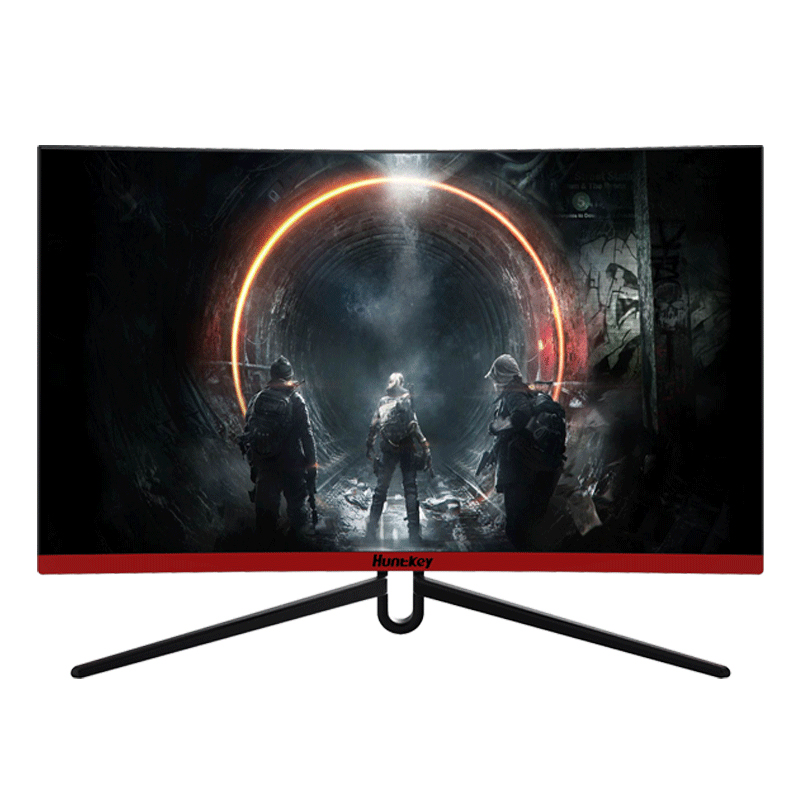 X2772CK_1 Curved Gaming Monitors and Energy-Efficient Power Supplies