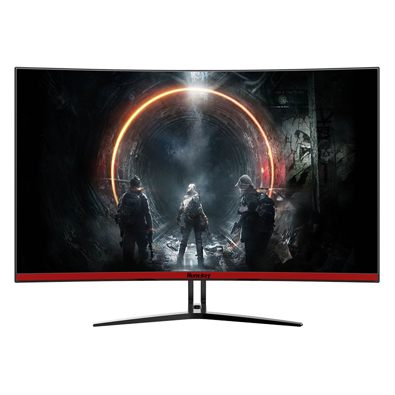 X3271CK_2 Curved Gaming Monitors and Energy-Efficient Power Supplies