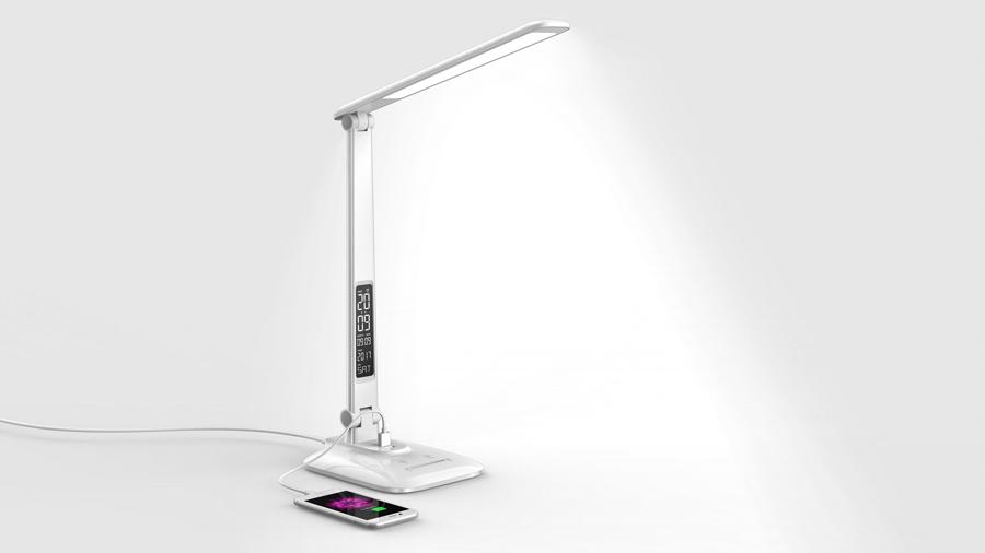 led Huntkey Releases Its LED Desk Lamp for Global Use