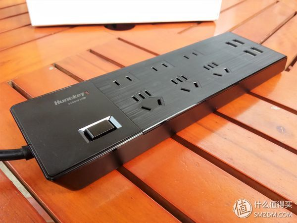 04 HUNTKEY SMART POWER STRIP REVIEW