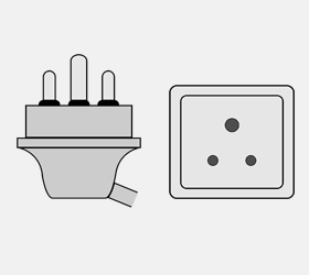 13 Recognize World Plug and Socket Types