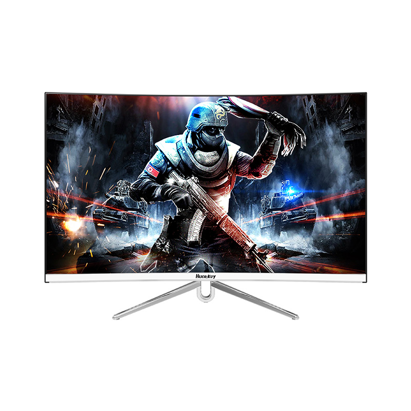 2-7 Curved Gaming Monitors and Energy-Efficient Power Supplies