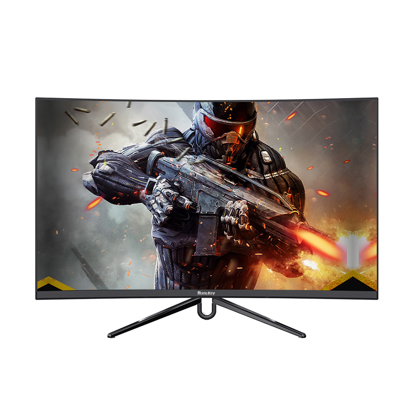 2-8 Curved Gaming Monitors and Energy-Efficient Power Supplies
