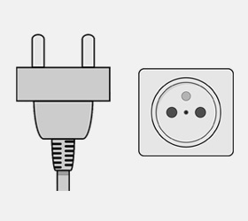 5-3 Recognize World Plug and Socket Types