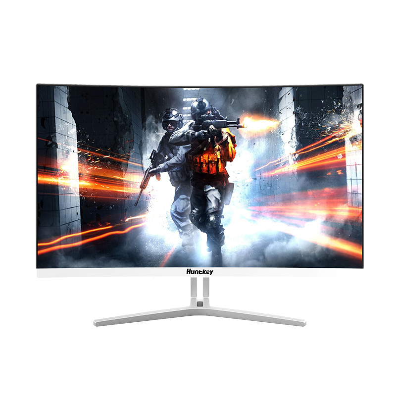 5-7 Curved Gaming Monitors and Energy-Efficient Power Supplies