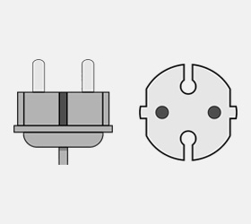6 Recognize World Plug and Socket Types