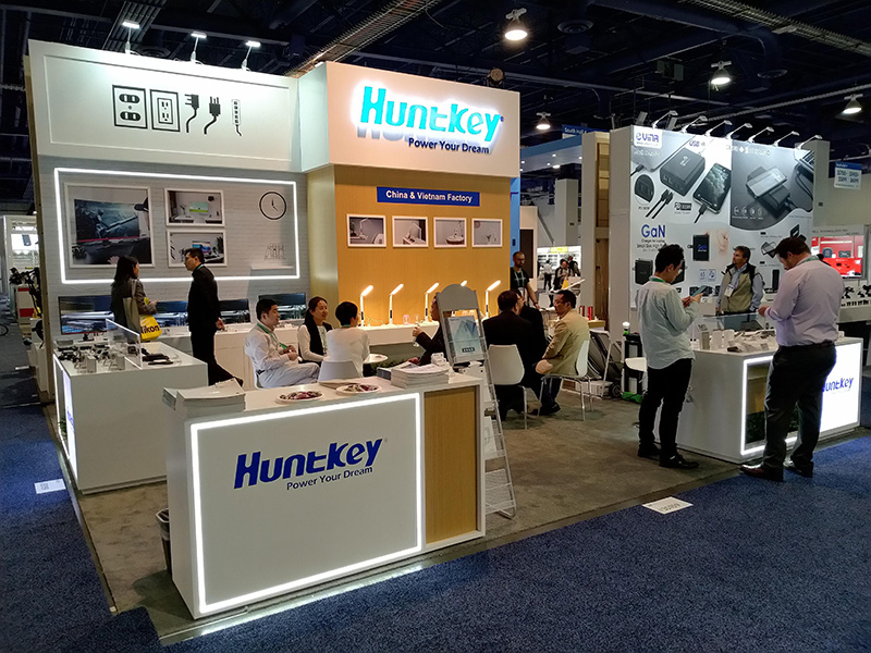 ces2020-1 Huntkey Presents at CES 2020