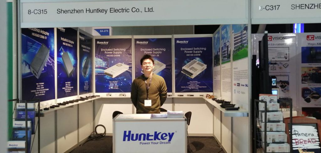 ISE-1024x490 Huntkey Presents at ISE 2020