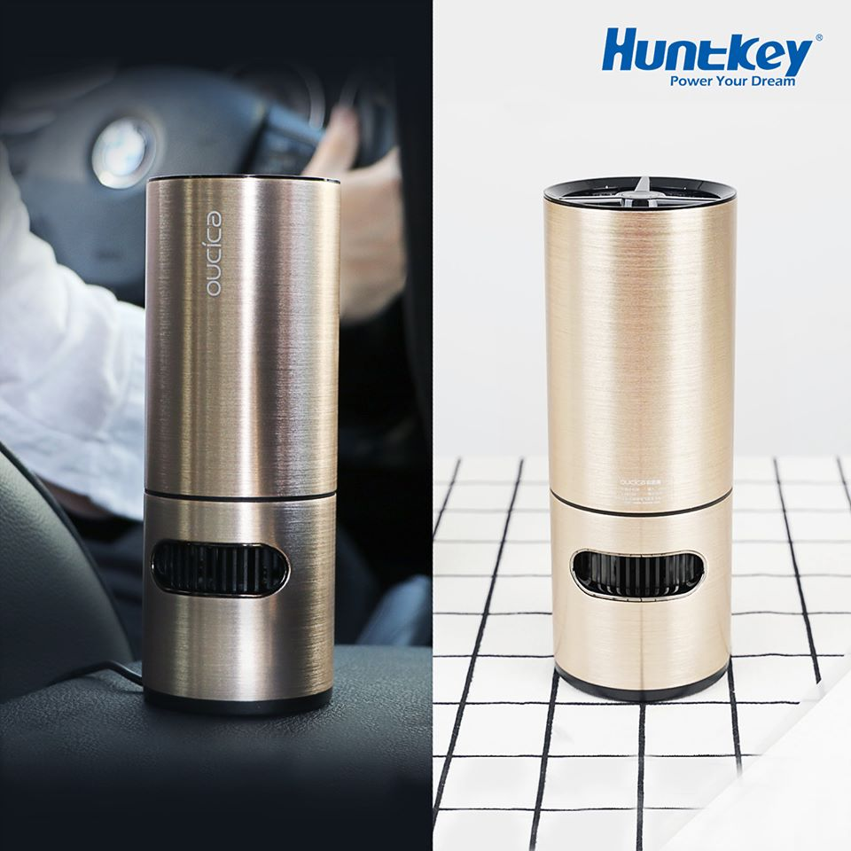 oucica-car-1 Huntkey to enter in B&Q store