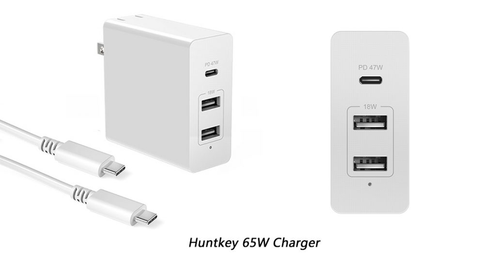 huntkey-charger-1024x542 Huntkey Introduces 65W Phone Charger