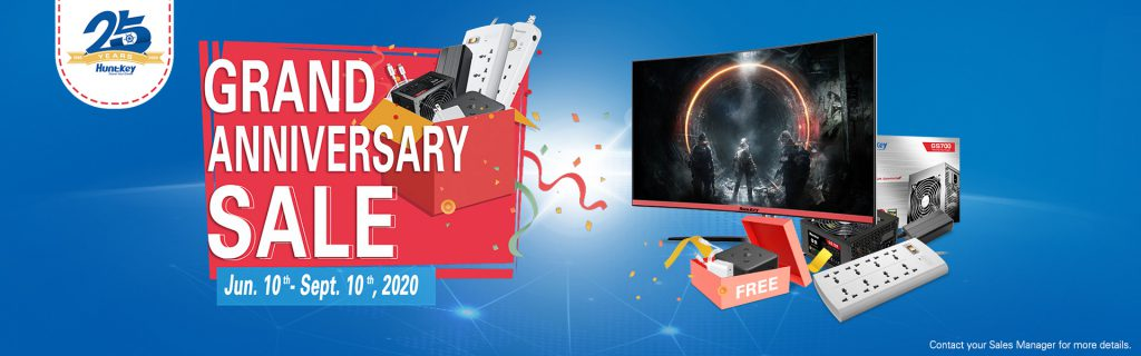 Anniversary-Banner-1024x320 Huntkey Launches Grand Anniversary Sale Campaign