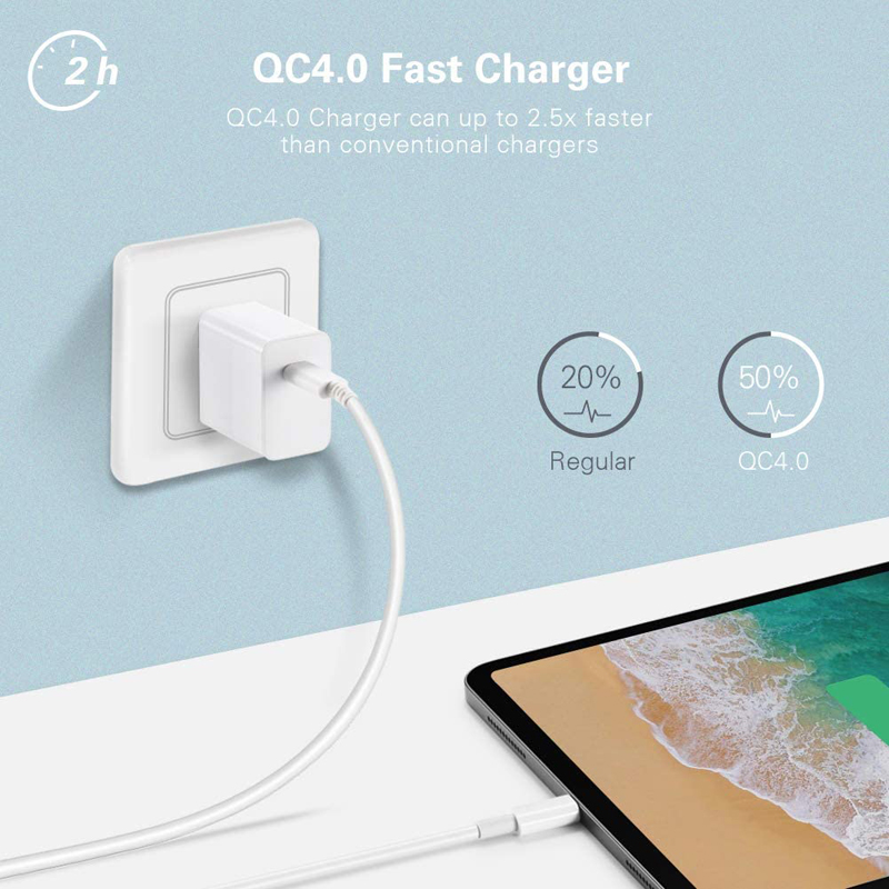 27w_02 Huntkey 27W USB-C Fast Charger Is Available on Amazon US and CA
