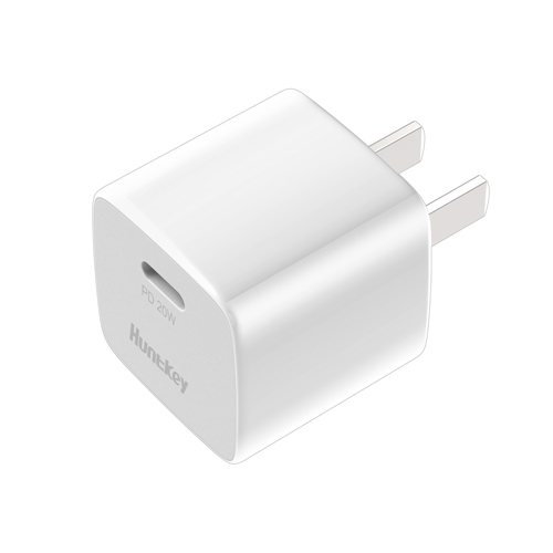 03 Huntkey Releases 20W Mini PD Charger