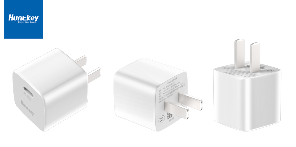 20W-03 Huntkey Unleashes Its 20W USB-C Charger