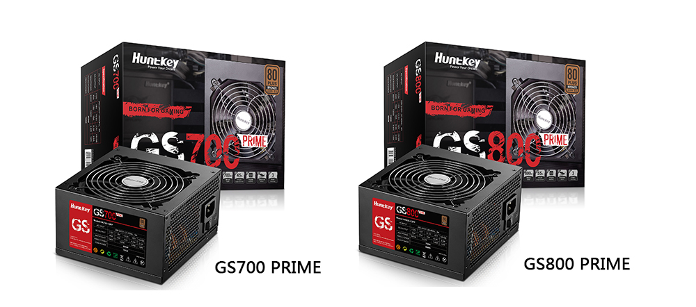 gs700-gs800 Huntkey Unleashes Two New Models of PC Power Supply Units